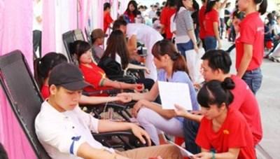 22 tuổi, 21 lần hiến máu