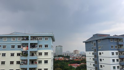 Chất lượng không khí Hà Nội vẫn ở mức kém