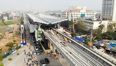 Hà Nội: Đề xuất Dự án đường sắt Nhổn - ga Hà Nội kéo dài