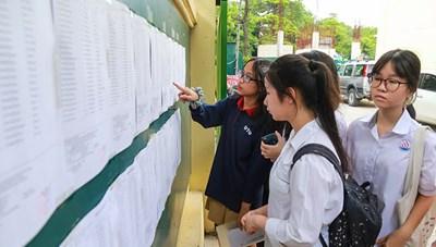 Tuyển sinh lớp 10 ở Hà Nội: Học sinh xác nhận nhập học từ hôm nay