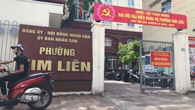 Hà Nội: Cần làm rõ dấu hiệu bất thường trong đấu thầu ở phường Kim Liên