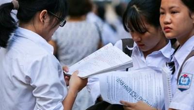 Hôm nay, học sinh Hà Nội trúng tuyển lớp 10 bắt đầu xác nhận nhập học