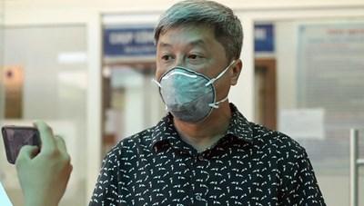 Thứ trưởng Y tế xin phép Thủ tướng ở lại Đà Nẵng hết dịch Covid-19 mới về