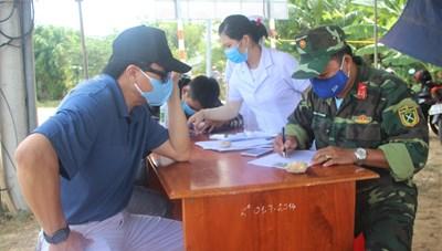 Quảng Nam: Huy động cán bộ y tế nghỉ hưu tham gia chống dịch Covid-19