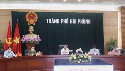 Hải Phòng sẽ chi viện nhân lực y tế tới tâm dịch Đà Nẵng