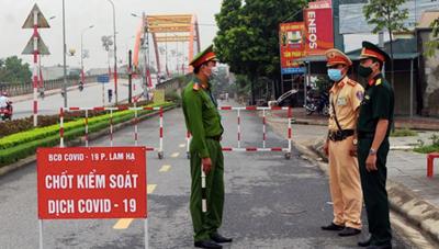 Hà Nam: 16 người tiếp xúc gần với BN620 có kết quả xét nghiệm âm tính