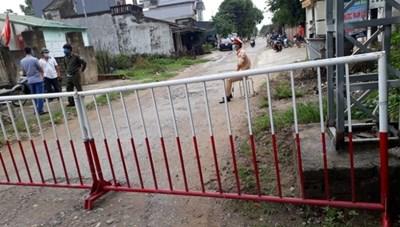 Ca nghi nhiễm Covid-19 tại TP Sầm Sơn đã có kết quả dương tính