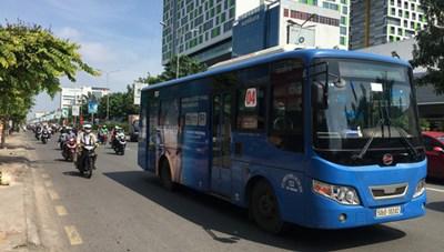 Không cho phép hoạt động xe buýt mini ở TP HCM
