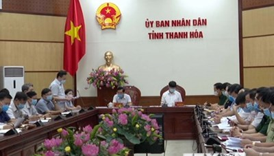 Thanh Hóa họp khẩn trong đêm sau khi có bệnh nhân Covid-19 ở Sầm Sơn
