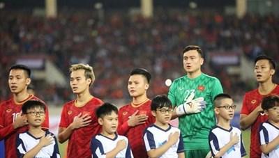 Đội tuyển Việt Nam vẫn làm khách Malaysia vào tháng 10