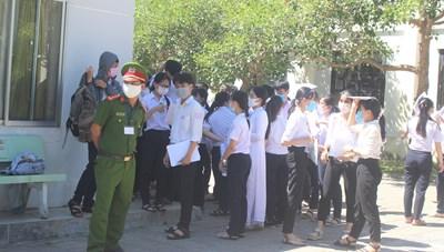 Quảng Nam: Hơn 260 thí sinh vắng thi tốt nghiệp môn Toán