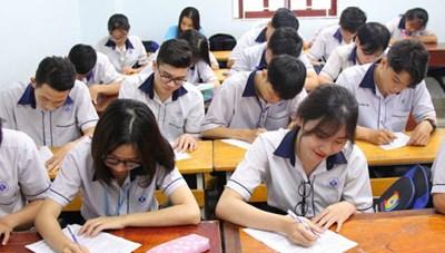 TP HCM: Điểm chuẩn vào lớp 10 các trường công lập vẫn chênh lệch lớn