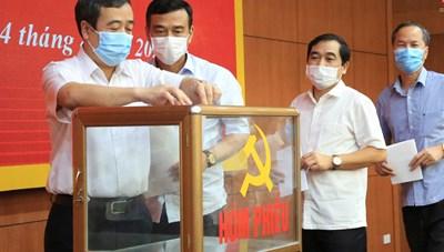 Thái Bình: Chỉ 6/11 Thường vụ Tỉnh ủy đủ điều kiện tái cử