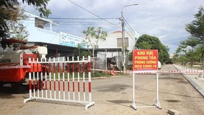 Quảng Nam: Mặt trận huyện miền núi kêu gọi góp rau hỗ trợ người vùng dịch