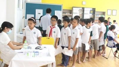 Hà Nội: Đảm bảo 100% học sinh, sinh viên tham gia BHYT