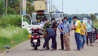 Vụ nổ bãi rác khiến một phụ nữ tử vong: Phát hiện các mảnh đạn