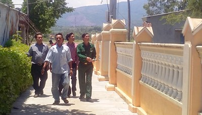 Phú Yên: Giám sát cuộc vận động xây dựng nông thôn mới, đô thị văn minh