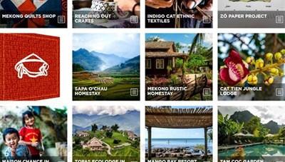 Trang web 'Green Travel' quảng bá du lịch ra quốc tế