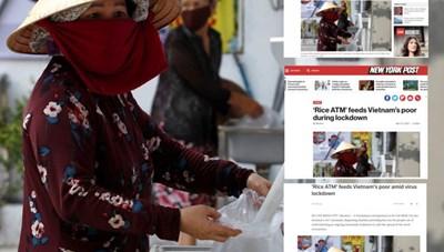 'ATM gạo' của Việt Nam