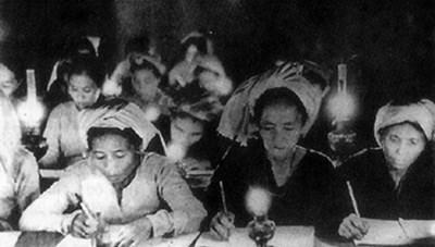 Văn hóa giáo dục những ngày đầu lập nước