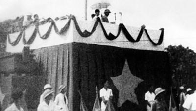 Tài ngoại giao của Bác: Nhìn từ việc khai sinh nước Dân chủ Cộng hòa