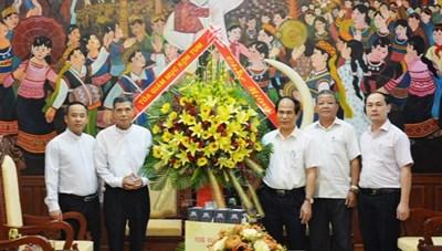 Chủ tịch UBND tỉnh Gia Lai tiếp đại diện Tòa Giám mục Kon Tum