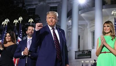Tổng thống Mỹ kêu gọi cử tri bỏ phiếu hai lần