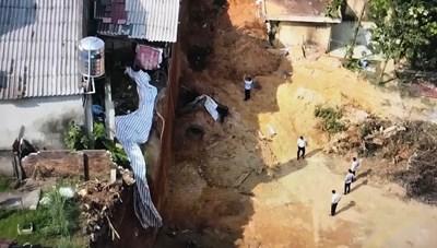 Vụ sập công trình 4 người chết: Hiện trường tố cáo quá trình thi công thiếu an toàn