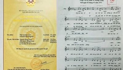 'Vá' lỗ hổng bản quyền âm nhạc