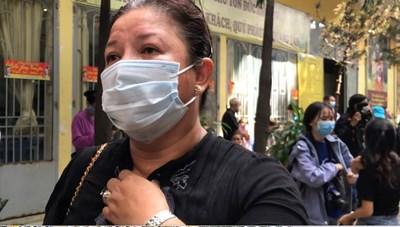 Tìm thấy tro cốt, người dân tiếp tục gửi tại chùa Kỳ Quang 2