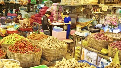 Hàng nông sản qua chợ đầu mối 'chuẩn': Sẽ không còn rẻ như… cho