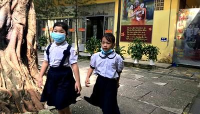 Nhiều học sinh chùa Kỳ Quang 2 xuất viện sau vụ ngộ độc