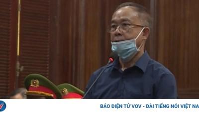 Bị cáo Nguyễn Thành Tài: Sai phạm vì muốn có lợi nhất cho Nhà nước