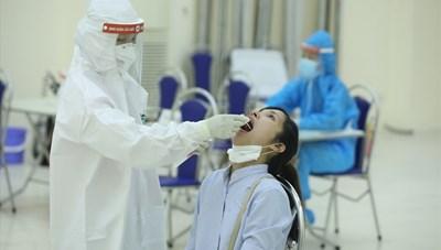 Việt Nam đã xét nghiệm RT-PCR cho hơn 1 triệu lượt người