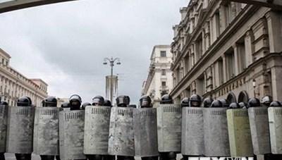 Tin tặc phát tán thông tin cá nhân của 1.000 cảnh sát Belarus