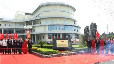Khánh thành Bệnh viện đa khoa tỉnh Sơn La