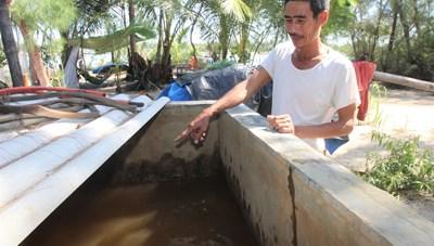 Núi Thành (Quảng Nam): Dân khát nước sạch