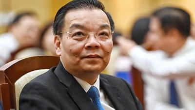 Ông Chu Ngọc Anh chính thức làm Chủ tịch UBND TP Hà Nội