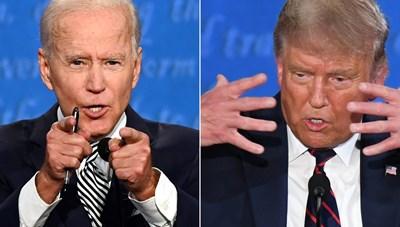 Ban tổ chức thay đổi thể thức sau cuộc tranh luận hỗn loạn Trump - Biden