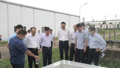 BẢN TIN MẶT TRẬN: Giám sát về bảo vệ môi trường tại tỉnh Phú Thọ