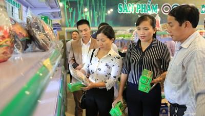Tin vào hàng Việt từ sản phẩm OCOP