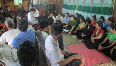 Sơn La: Tuyên truyền hệ thống pháp luật cho cán bộ Mặt trận