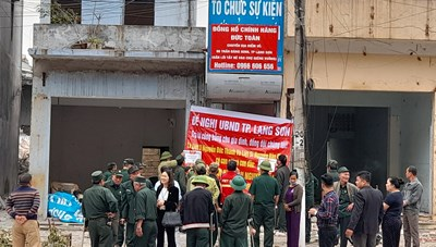 Lạng Sơn: Thiếu công bằng trong bố trí tái định cư