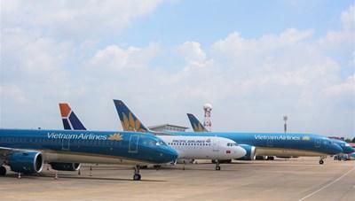 Hàng không ứng trực 24/24 giờ, đảm bảo an toàn hoạt động bay