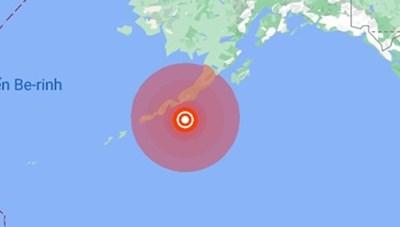Động đất 7,5 độ làm rung chuyển Alaska, kích hoạt cảnh báo sóng thần