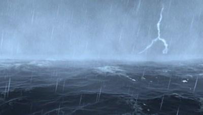 Bão số 8 cách quần đảo Hoàng Sa 360 km, sức gió cấp 11-12