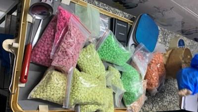 Bản tin 9H: Triệt phá đường dây ma túy xuyên quốc gia cực lớn