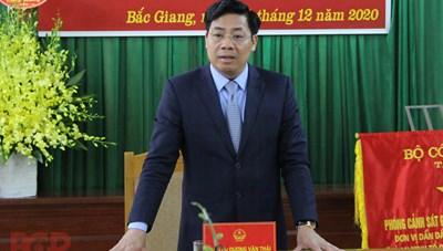Chủ tịch tỉnh Bắc Giang chỉ đạo làm rõ vụ dự án đê vừa làm xong đã hỏng