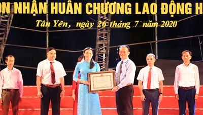 Bắc Giang: Mặt trận Tân Yên trong xây dựng huyện nông thôn mới