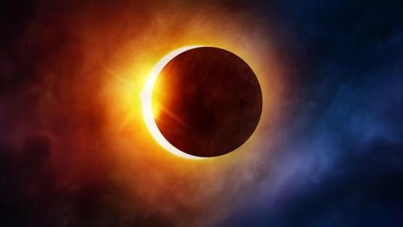 [ẢNH] Hiện tượng nhật thực hình khuyên hiếm gặp